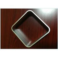 Buy Professional Customized Silver 6063 Structural Aluminum Profiles at wholesale prices