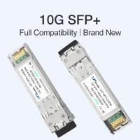 China Juniper Compatible SFP Transceiver Module 10G 1310nm CWDM SFP+ 10km DOM Transceiver Module for sale