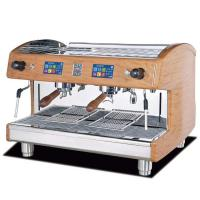 China Touch Screen Coffee Making Machine Semi Automatic Commercial Coffee Maker on sale
