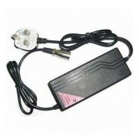 Quality 12V 10A Lead Acid Battery Charger For 30Ah - 100Ah Battery Pack for sale