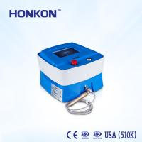 Buy High Efficient Fast Speed Spider Vein Removal Machine / 980nm Wavelength Diode at wholesale prices
