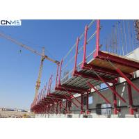 Quality Light Weight Crane Lifted Climbing Formwork System To Support Wall Form for sale