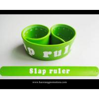 Quality Hot-selling Promotional Customized Logo Printed Reflevtive Slap Wristband for sale