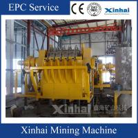 Buy cheap Compact structure Mine Slurry Dewatering Machine Ceramic Filter from wholesalers