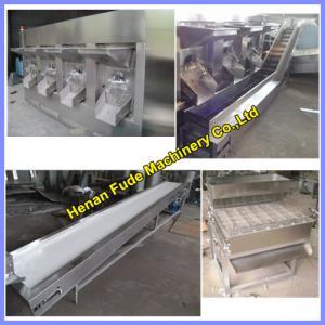 China blanched peanut processing line , peanut peeling line on sale