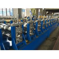 Buy Highway Guardrail Roll Forming Machine High Yield Strength Galvanized W Beam at wholesale prices