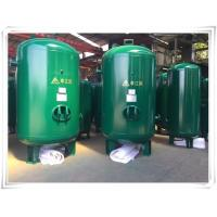 Quality Nitrogen Compressor Air Receiver Tank Replacements , Compressed Air Accumulator Tank for sale