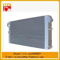 Quality genuine and oem pc450 hydraulic oil cooler ,pc450 radiator,water tank for sale
