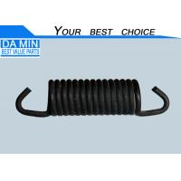 Quality Exhaust Pipe Springs ISUZU Fvr Parts Black 1095832980 0.15 KG Net Weight for sale
