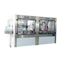 China 3L - 5L Water Washing Filling And Capping Machine For Big Plastic Bottle on sale