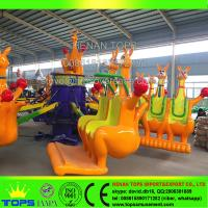 China HENAN TOPS Outdoor Amusement rides kangaroo jump/kangaroo jumper on sale