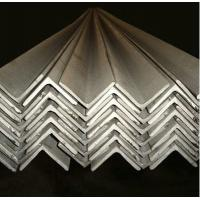 Quality 304, 304L, 309S, 310S, 300 Series HRAP / Hot Formed Stainless Steel Angle Bars For Gas ISO Certificate for sale