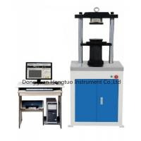 Quality Electronic Power Compression Testing Equipment With Computer Control for sale