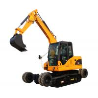 Fully Hydraulic Track Wheel Together Excavators X9 With Yanmar Engine For Sale for sale
