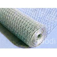 Quality Poultry Fencing Chicken Wire Fence Panels , Electric Zinc Coating Chicken Wire Cage for sale