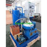 Buy Centrifugal Oil Purifier Diesel Tank Filter Water Separator 2250RPM - 4000RPM at wholesale prices