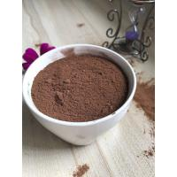 Quality OEM ODM Alkalised Fat Reduced Cocoa Powder , Dutch Cocoa Powder For Baking for sale