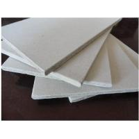 China Calcium Silicate Board Length:2440mm or 595mm or 600mm or 603mm Width:1220mm or 595mm  or 600mm or 603mm on sale