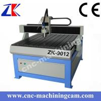 Quality Hot-sale ,Economical ,woodworking cnc machine ZK-9012 (900*1200*120mm) for sale