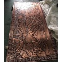 Quality China Laser Cut Aluminum Screens Suppliers Metal Fabrication In Foshan for sale