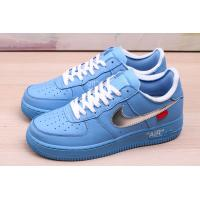 China Unisex Off White x Nike Air Force 1 07 MCA CLR3023 Nike Sneakers online discount Nike shoes www.apollo-mall.com for sale