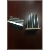 Quality 6063 T5/T8 Aluminum Extrusion Finished Heatsink Product For Industry Aluminum Extrusion Parts for sale