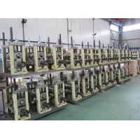 Quality Automatic Steel Roll Forming Machine , Car Cross Beam Cold Roll Forming Machine for sale