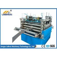 Quality Whole production line Cable Tray Roll Forming Machine with punching part for sale