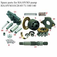 Quality Cylinder Block Hydraulic Piston Pump Parts For Engineering Machine for sale