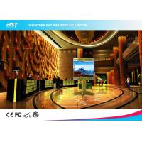 Quality Ultra Thin Indoor Flexible LED Display P10 Led Video Wall Screen for sale