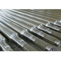 Buy cheap 1.6580(30CrNiMo8,30CND8,823M30)Forged Forging Steel Roller Rolls roller shafts from wholesalers