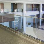 Quality Indoor Glass Railing Balcony / U Channel Aluminium Profile for Glass Railing for sale