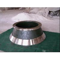 Quality Concaves And Mantles Wear Casting Crusher Wear Parts For Crushers DF020 for sale