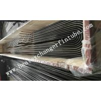 China A179 Seamless Carbon Steel Heat Treated U Tube Bundle For Heat Exchanger on sale