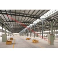 Quality Wind Resistance Anti-seismic Industry Steel Framed Building With Wide Span for sale