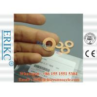 ERIKC F00VC17503 copper Washers F 00V C17 503 Common Rail Injector Base Washer F00V C17 503 (7.1*15*1.5) for sale
