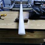 PFA 1000-2000mm extrusion rod