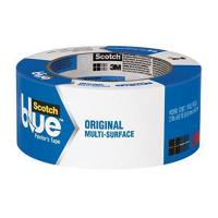 Masking Use and Heat-Resistant Feature colorful blue painters tape for sale