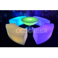 Quality Antique Commerical Furniture Led Bar Stools Replacement Seats for sale