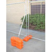 Quality STENHOUSE BAY temp fence 2100 x2400mm AS4687-2007 temp fence panels foot clamp for sale for sale