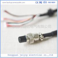 Quality Terminal camera extension cable 7 Pin Female Bare Copper Connector ROHS for sale