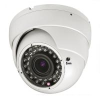 Quality 1080P Dome IP Camera 2MP Real time Waterproof IP66  Indoor IP camera for sale