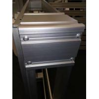 Buy Silver Anodized 6063 T5 Welding Aluminum Parts / Aluminum Pallet at wholesale prices