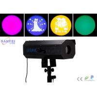 Quality DMX512 Control HMI 200w Led Spotlight Follow Spot With Manual Dimming for sale