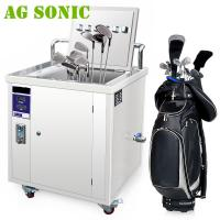 Quality Customized Ultrasonic Golf Club Cleaner Compatible With All Country Currency for sale