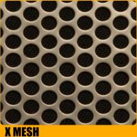 Quality Stainless steel punched sheet 304,304L,316,316L perforated metal mesh for sale