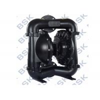 Low Pressure Rubber Air Operated Double Diaphragm Pump For Foods for sale