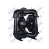 Rubber Casting Steel Diaphragm Pump for sale