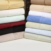 Quality 50/50 Polycotton 4 Star Hotel Flat Sheet for sale