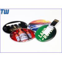 China Special Design USB Card 2GB Thumbdrives Personalized Printing on sale